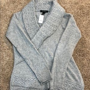 WHBM new with tag sweater